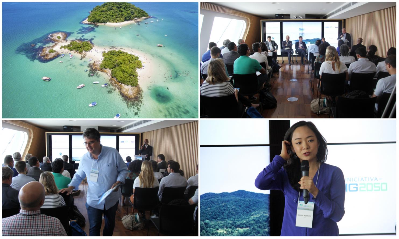 Projeto Baía de Ilha Grande 2050 é lançado no Museu do Amanhã