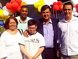 Rio Solidário oferece veículos adaptados à entidades de assistência