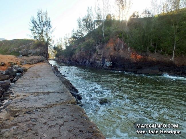 Maricá: Começa desassoreamento do canal de Ponta Negra