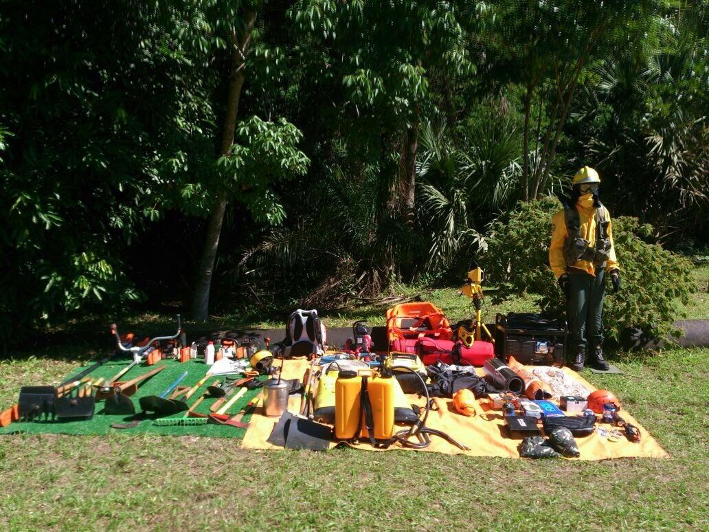 Instituto Estadual do Ambiente capacita  municípios da Região dos Lagos para prevenir e combater incêndios florestais