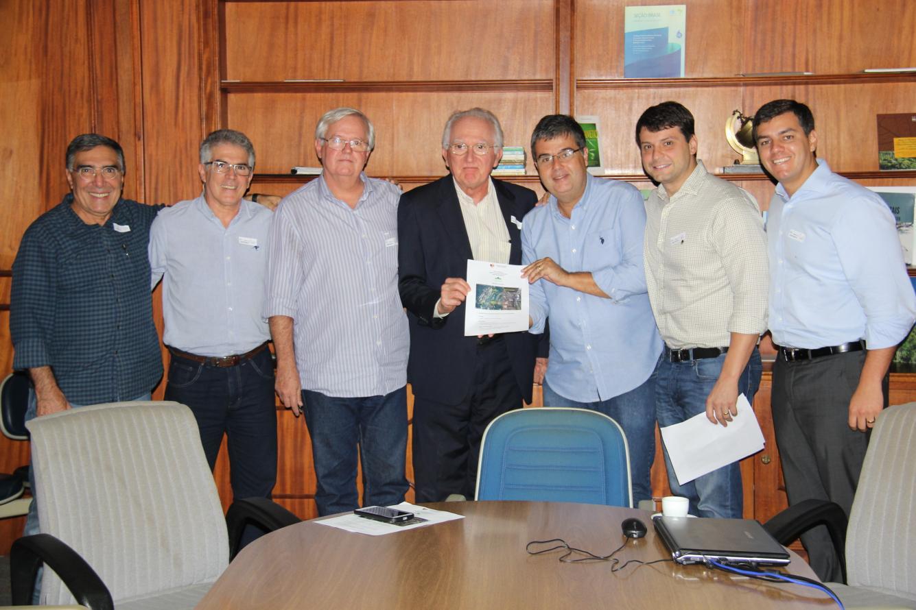 Prefeitura e Inea cooperam para dar andamento ao Morar Seguro