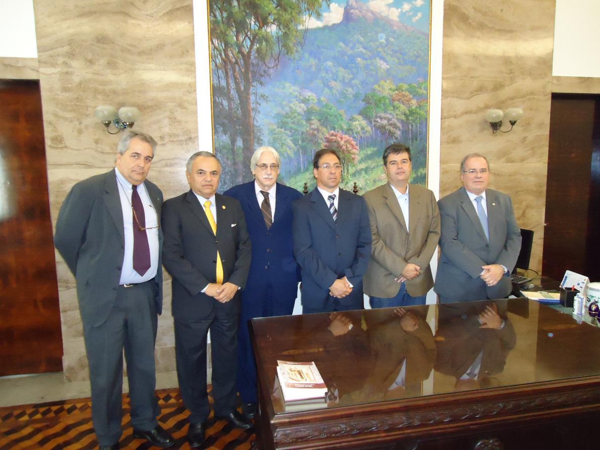 Reunião assegura manutenção do Posto Avançado da Justiça do Trabalho em Valença, criação de Posto em Vassouras e inicia luta pela Segunda Vara Trabalhista na Região
