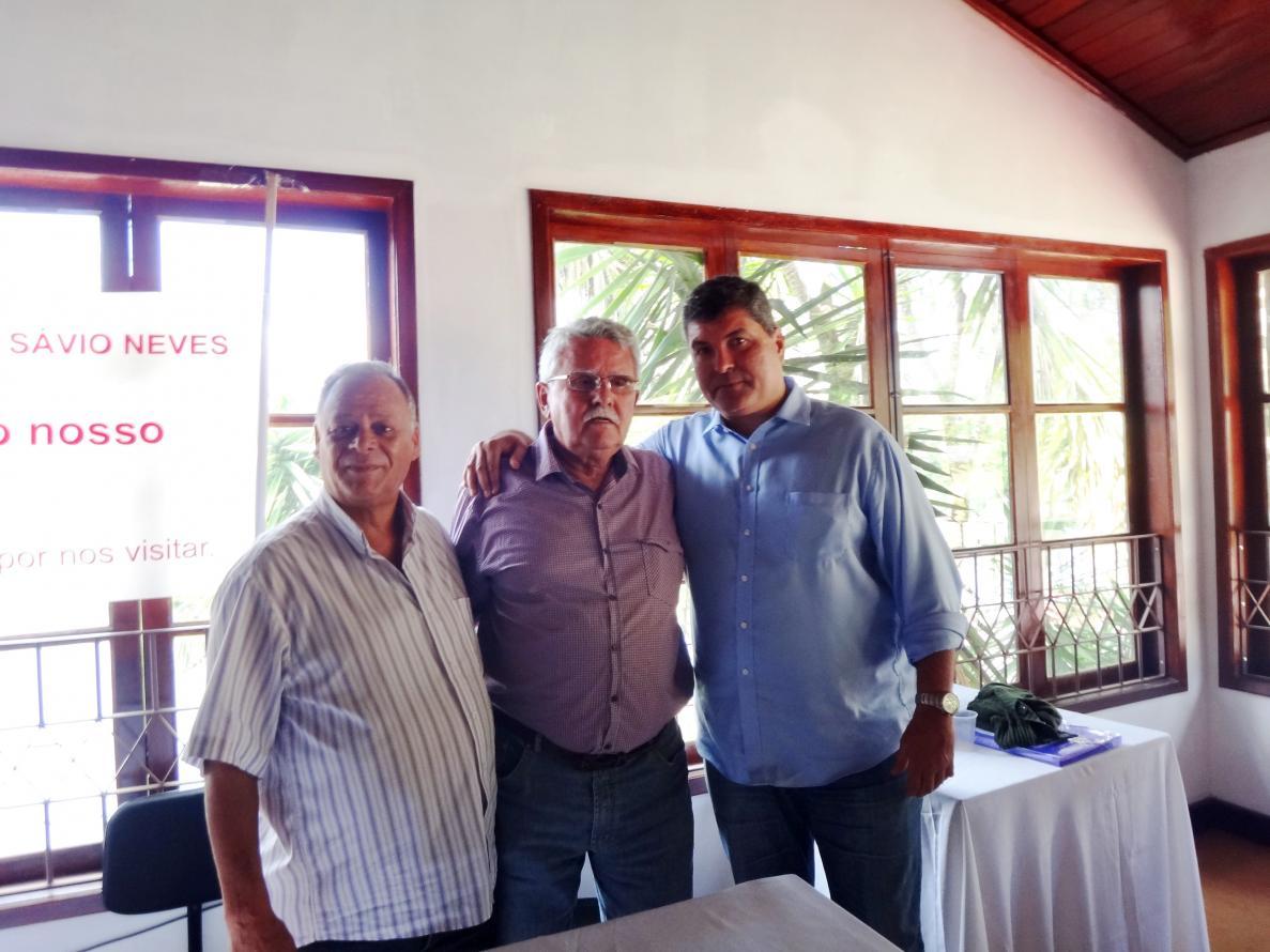 Evento reúne representantes comunitários em Miguel Pereira