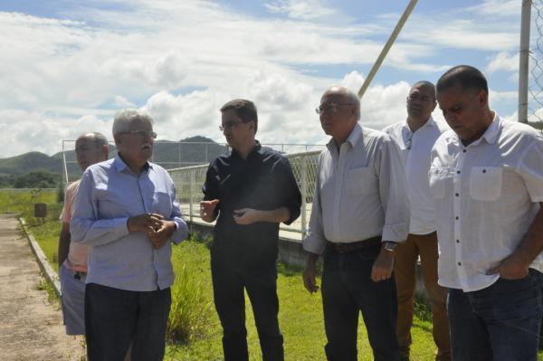 Verba de R$ 1 milhão é liberada para realização de mais uma etapa do Parque Fluvial do Médio Paraíba