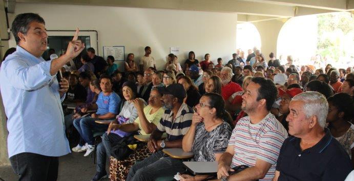 Sorteados assinam contrato das 1.215 unidades já sorteadas do Empreendimento Parque Ermitage