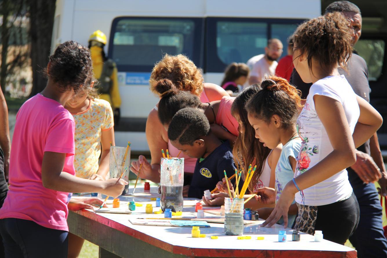 Secretaria de Estado do Ambiente promove atividades de educação ambiental no Condomínio Ermitage, em Teresópolis