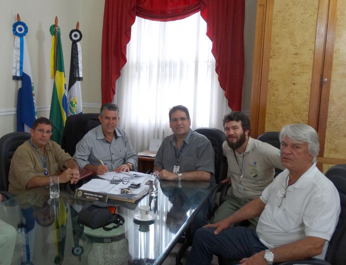 Unidade de Conservação do INEA recebe imóvel da prefeitura de Nova Friburgo para transformá-lo em ponto de apoio ao visitante