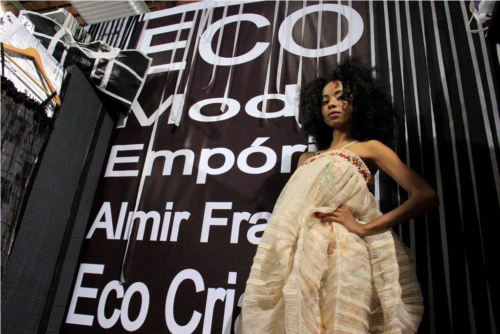EcoModa mostra coleção outono-inverno 2016 no Fashion Business Rio