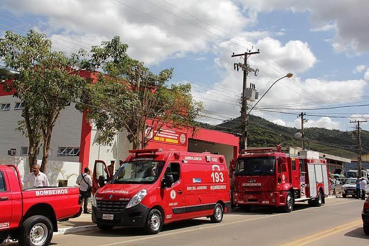 Teresópolis ganha novo quartel do Corpo de Bombeiros