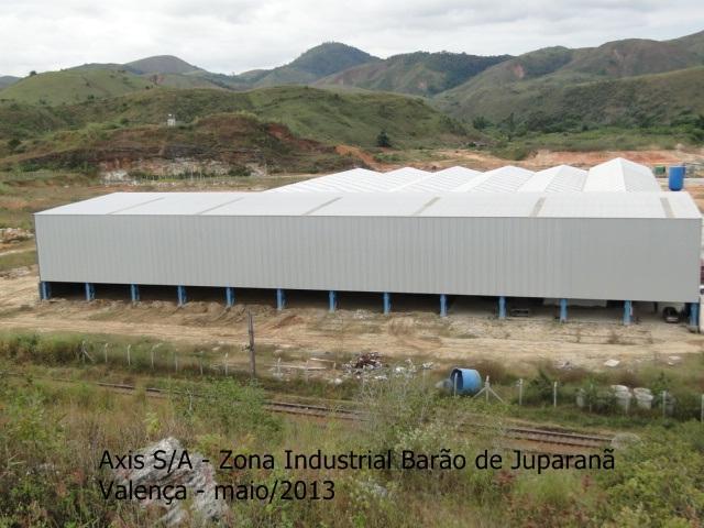 Barão de Juparanã, em Valença, ganha Distrito Industrial