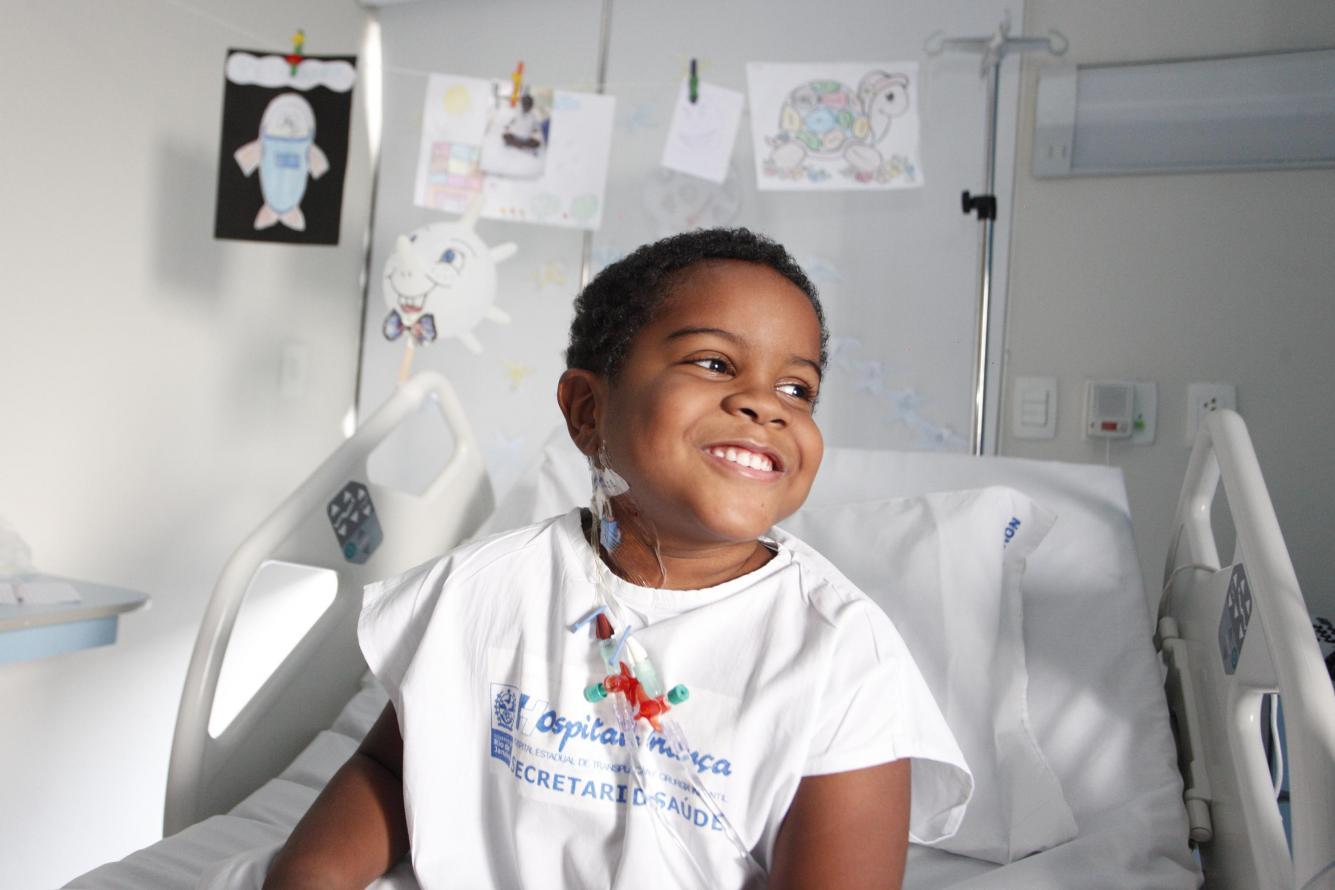 Hospital da Criança completa um ano com 4.029 mil cirurgias