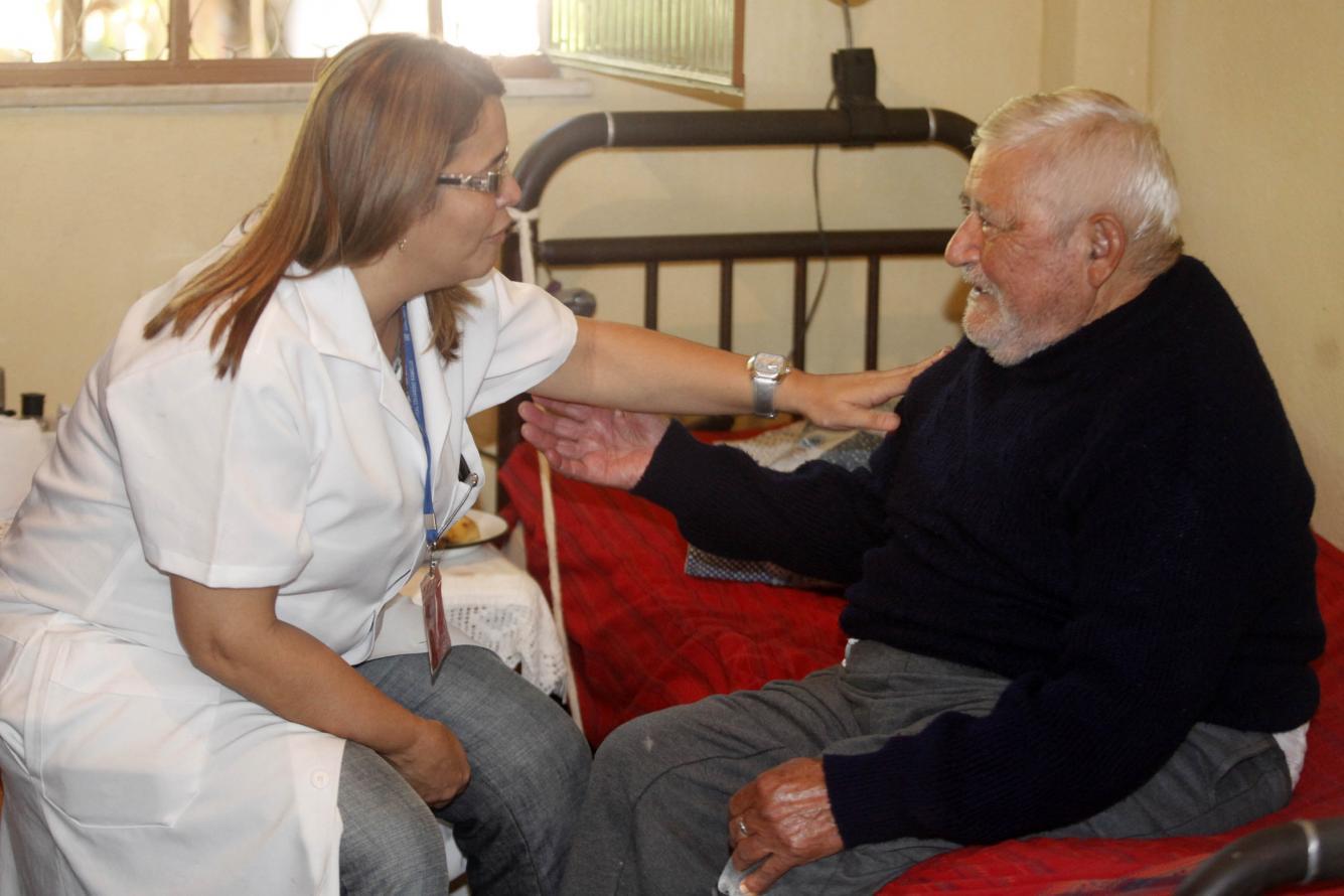 Unidades de Saúde investem em atendimento domiciliar