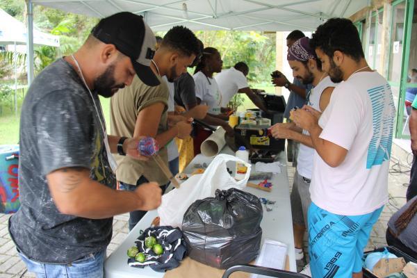 Projeto Protetores dos Parques inicia capacitação de jovens