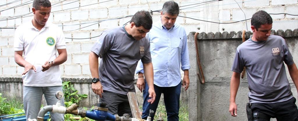 Secretaria do Ambiente intensifica combate à venda clandestina de água no Estado do Rio