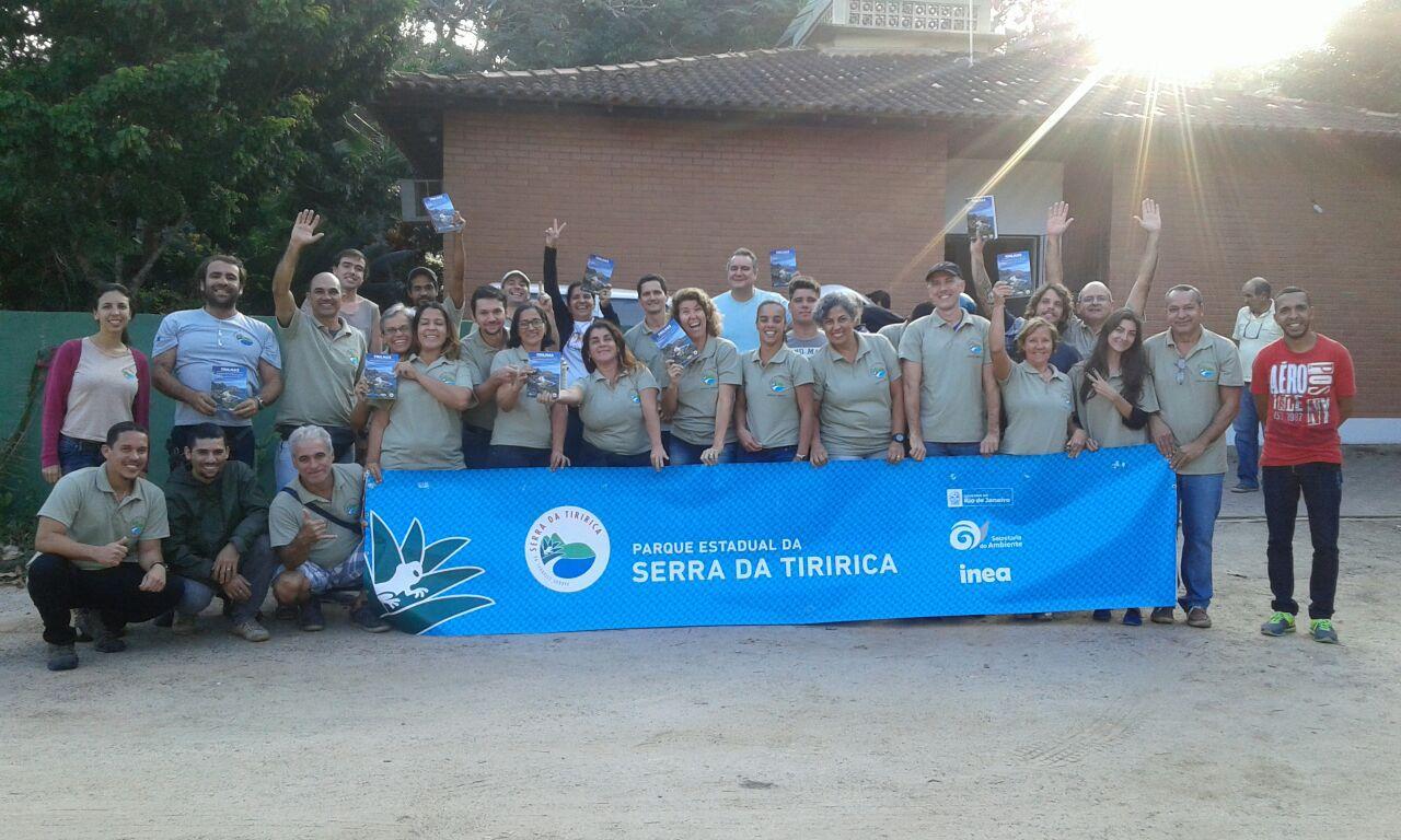 Parque Estadual da Serra da Tiririca oferece visitas guiadas todas as quartas-feiras de agosto para a população