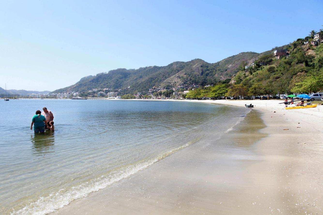 Praias de Niterói têm melhora pelo segundo verão consecutivo