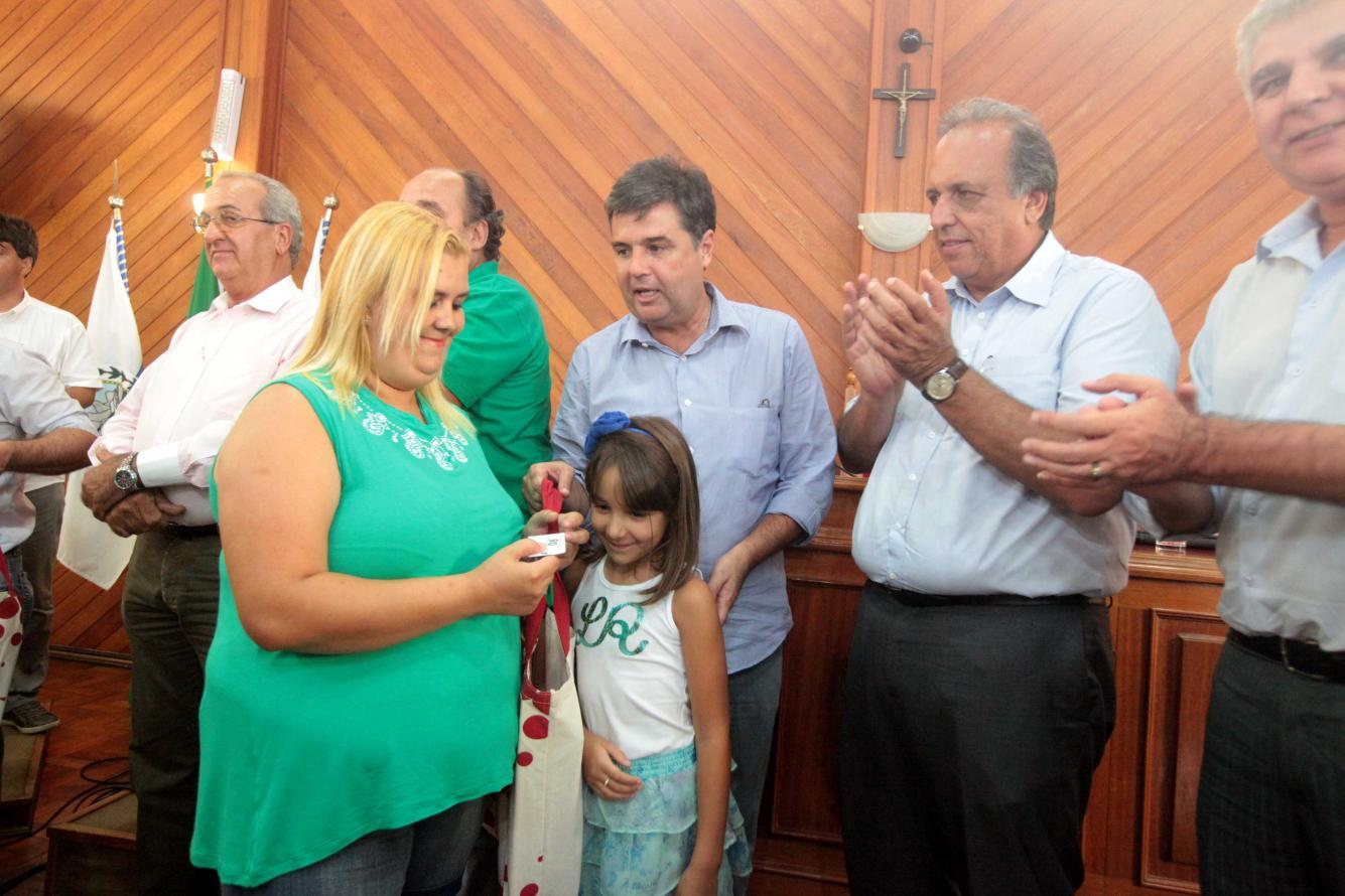 Teresópolis, Cantagalo, Carmo, Sumidouro, São José do Vale do Rio Preto recebem cerca de R$ 29 milhões, pelo Programa Somando Forças