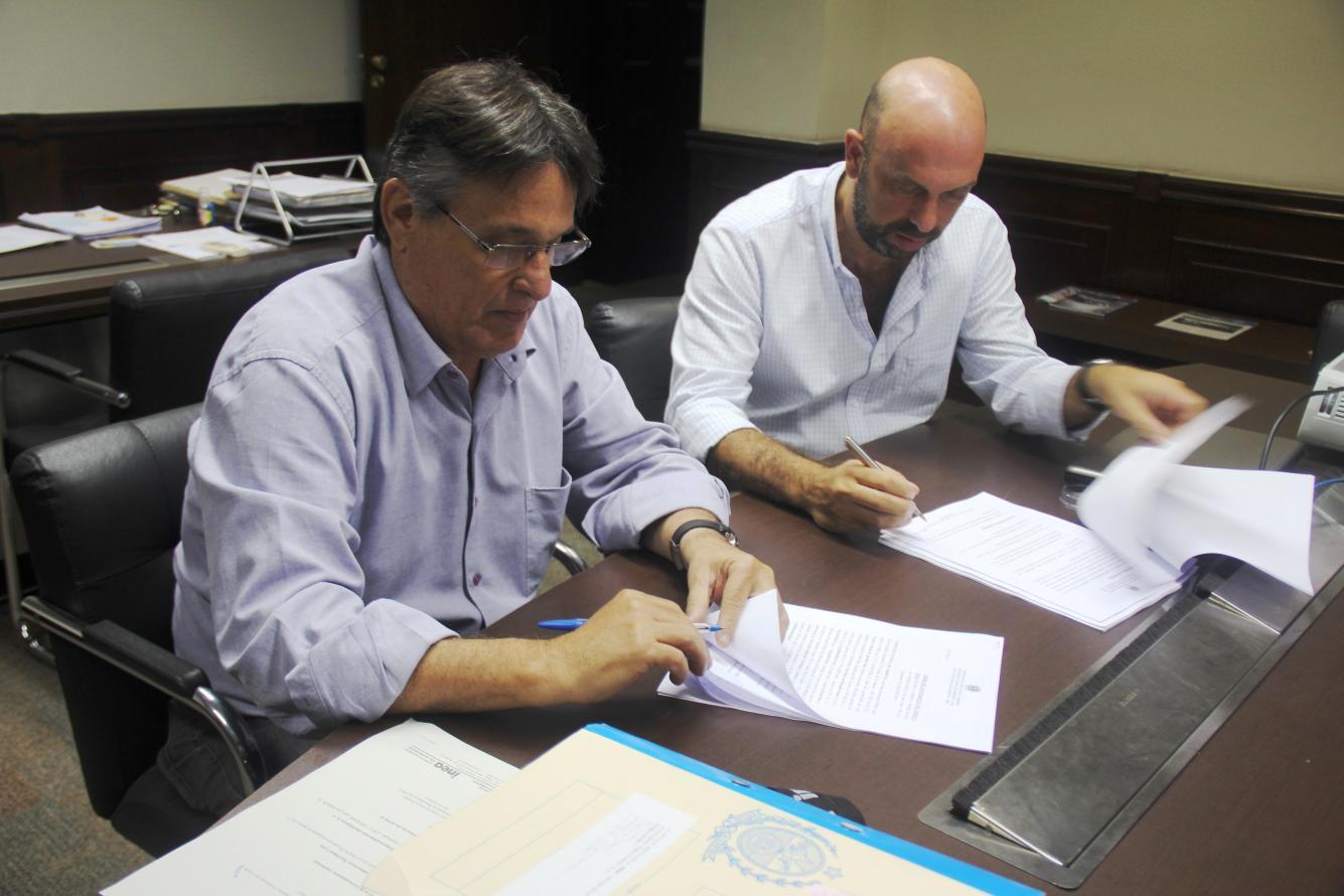 Inea e Transpetro assinam Termo de Ajustamento de Conduta (TAC) para o Terminal da Baía de Ilha Grande (Tebig)