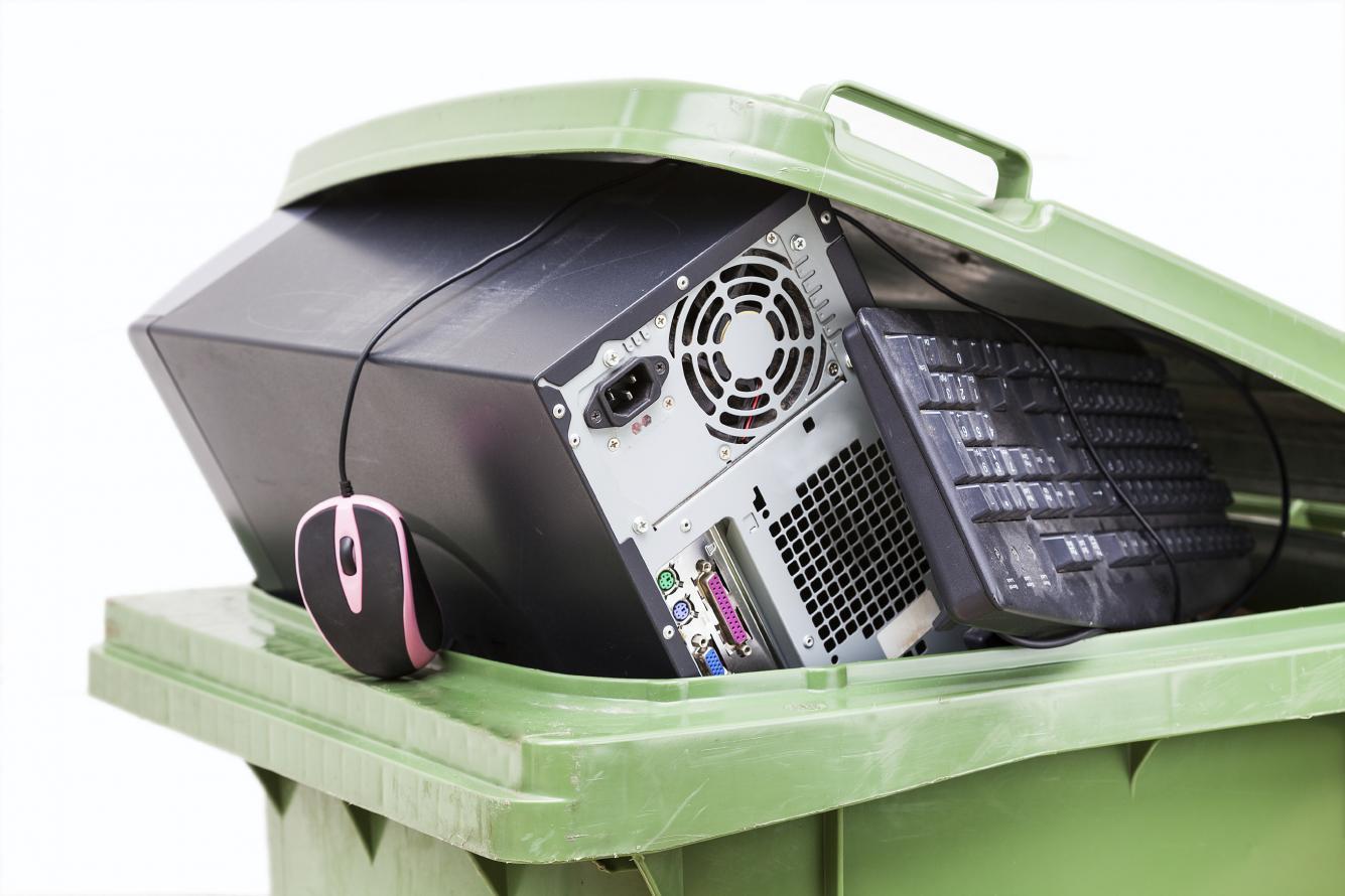 Campanha de lixo eletrônico arrecada 3,5 toneladas no Rio de Janeiro