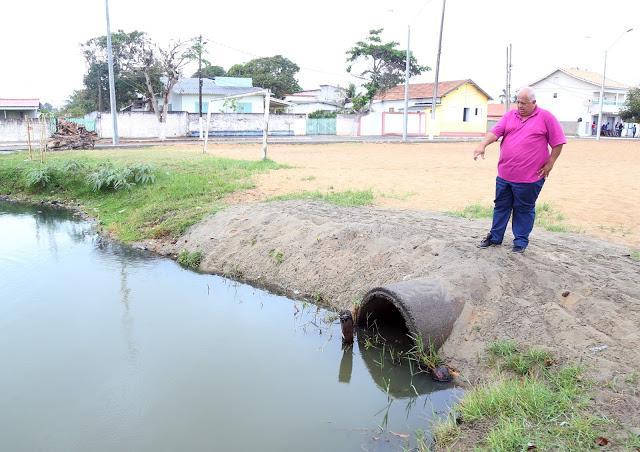 Lagoa do Comércio: preservação de áreas verdes em São Francisco do Itabapoana