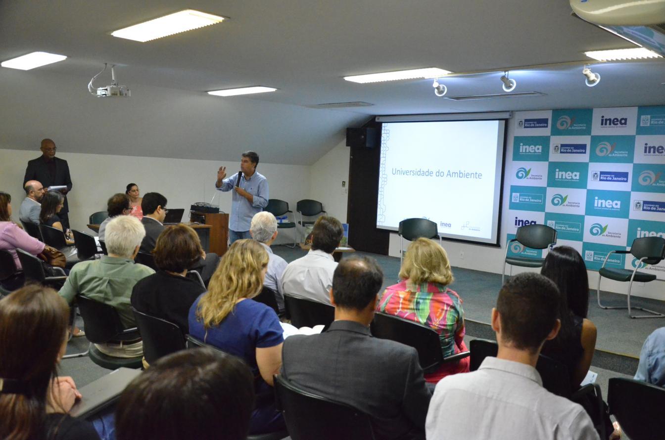 Universidade do Ambiente oferece capacitação para servidores da área ambiental do Estado do Rio