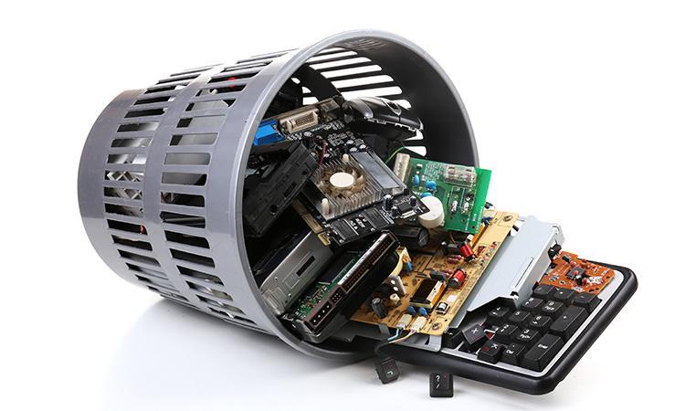 TI Rio lança campanha de coleta de lixo eletrônico 2017