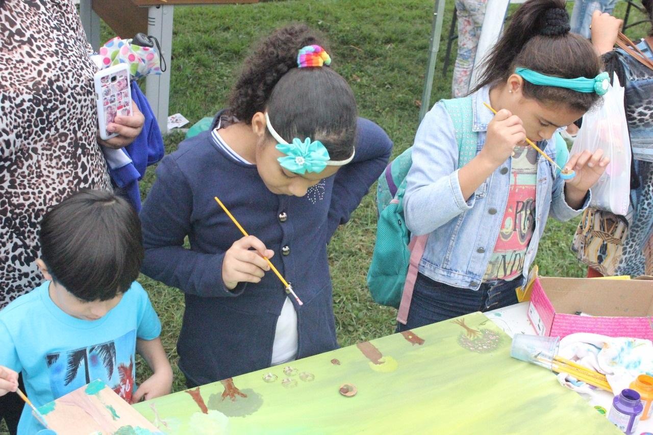 Área de Proteção Ambiental (APA) Estadual da Bacia do Rio Macacu promove atividades de educação ambiental para a população