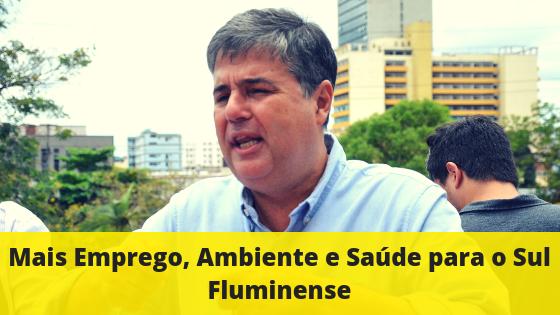 Deputado André Corrêa ajuda a trazer empresas para o Sul Fluminense