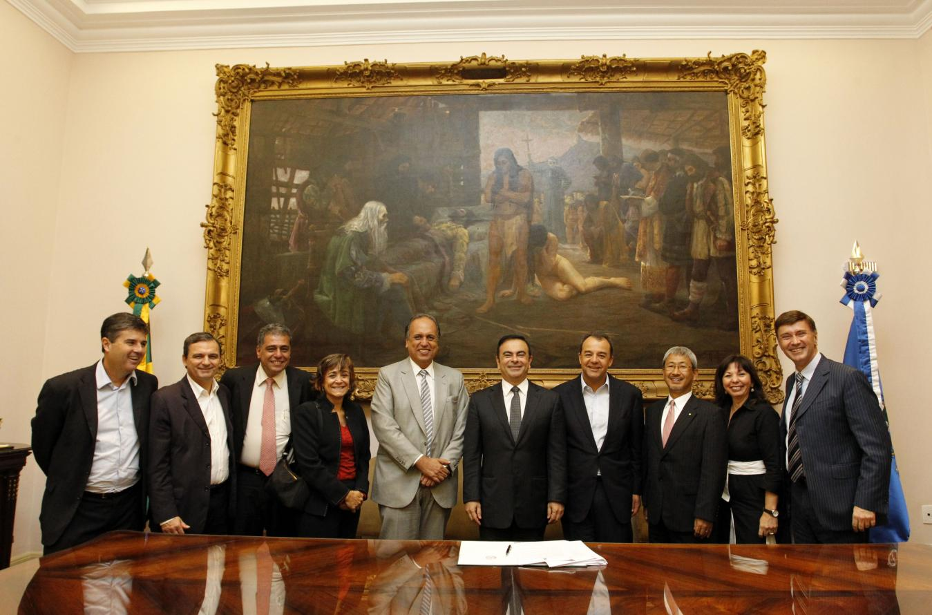 Estado do Rio pode ganhar a primeira fábrica de carros elétricos do Brasil