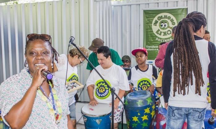 Projeto De Olho no Lixo ganha sede física na Rocinha