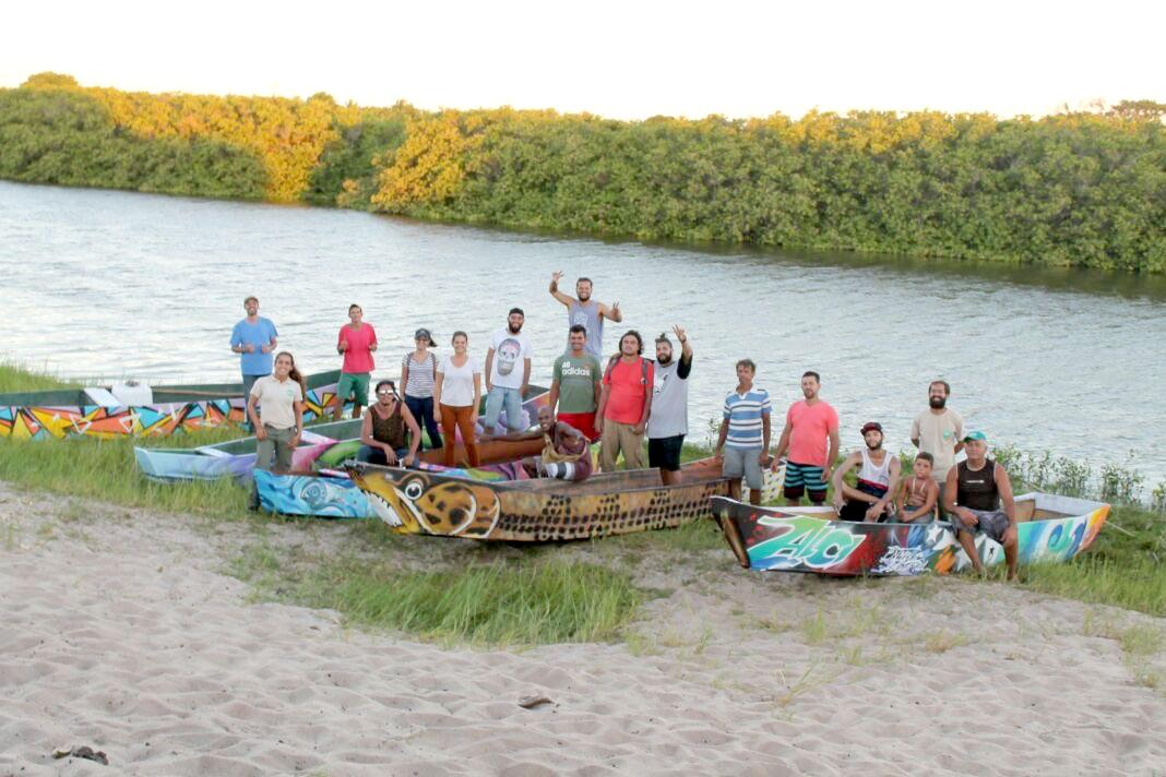 Parque Estadual da Lagoa do Açu incentiva a prática de turismo de base comunitária com pescadores, em Campos