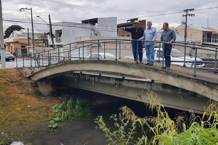 Canais Cambaíba e Coqueiros passam por vistoria de técnicos da SEA