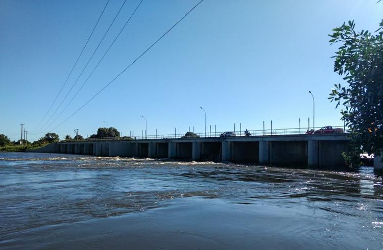 Área da Ponte do Gote vai passar por nova limpeza a partir desta 4ª