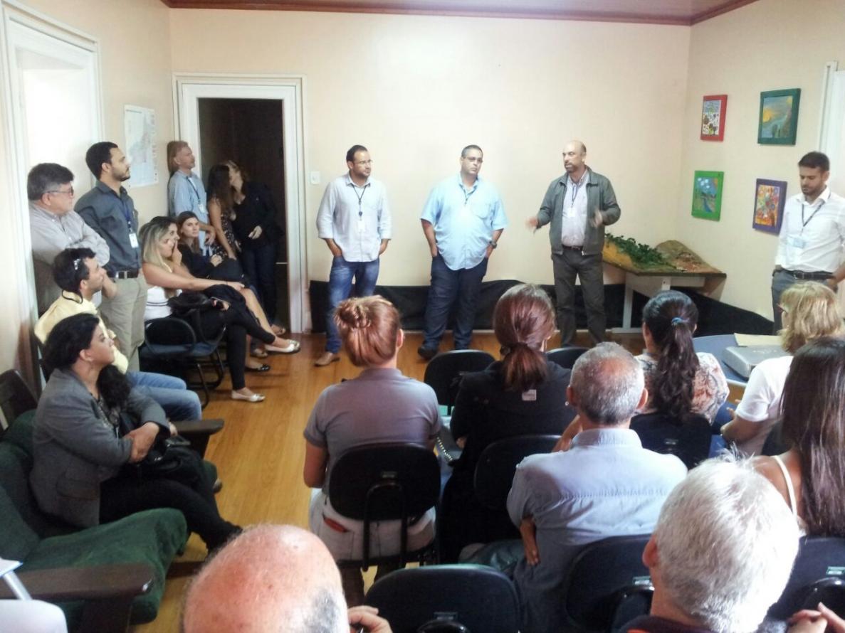 Instituto Estadual do Ambiente promove encontro com secretários de Meio Ambiente dos municípios que compõem a Bacia Hidrográfica do Piabanha