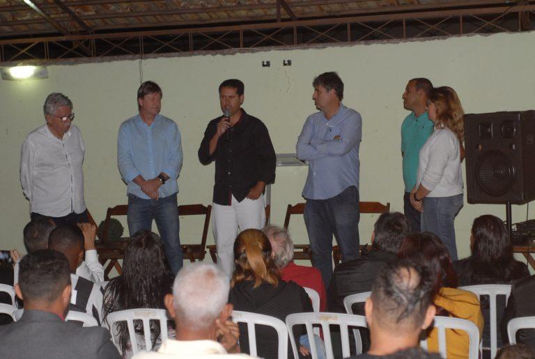 Eduardo Sancler anuncia em Itatiaia pré-candidatura a deputado estadual