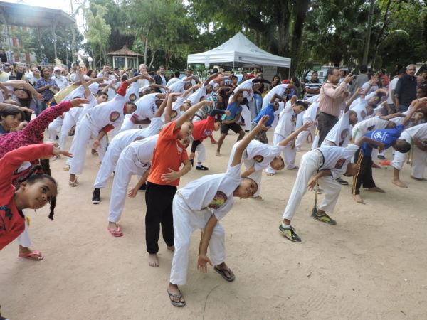 Atividades de educação ambiental celebram os 10 anos do 'Eco Óleo'