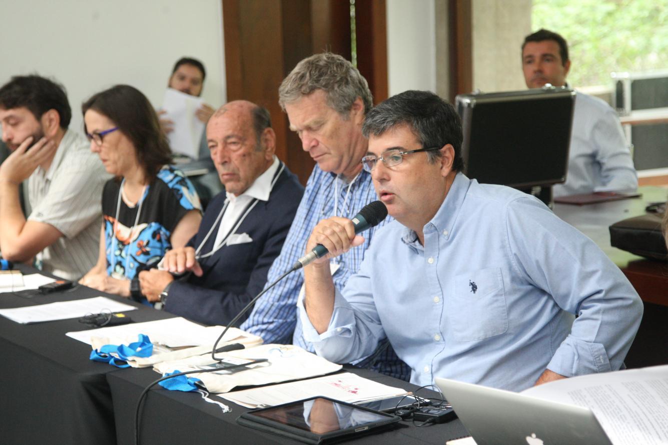 André Corrêa participa de discussão sobre soluções para redução das emissões de carbono durante