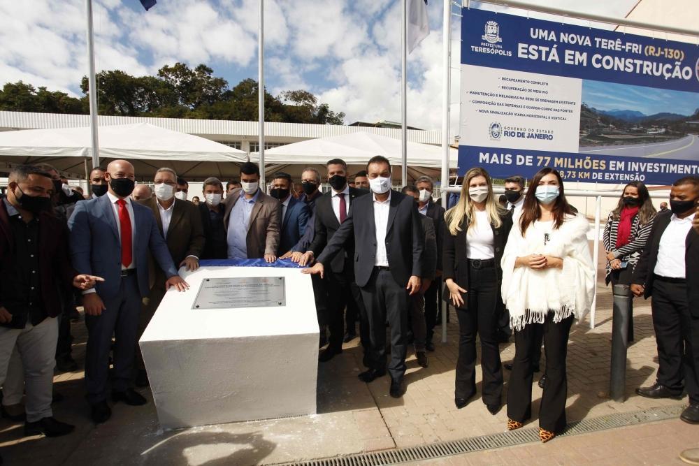 Estado anuncia investimento de R$ 77 milhões para reformar a RJ-130