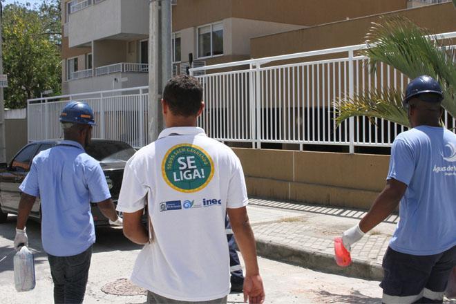 Projeto Se Liga notifica imóveis na Região Oceânica de Niterói
