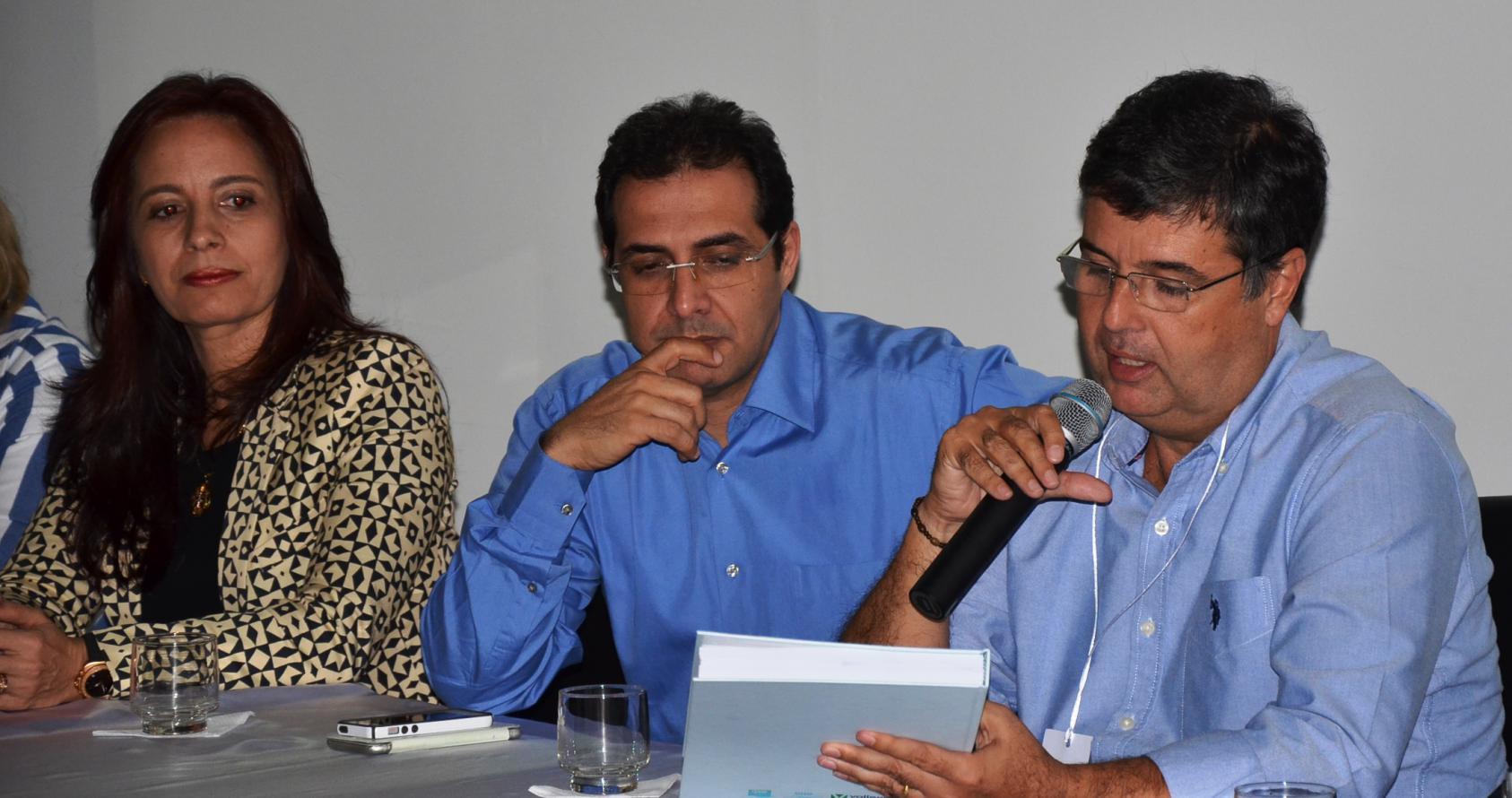 Secretário André Corrêa aprova plano de saneamento para Resende