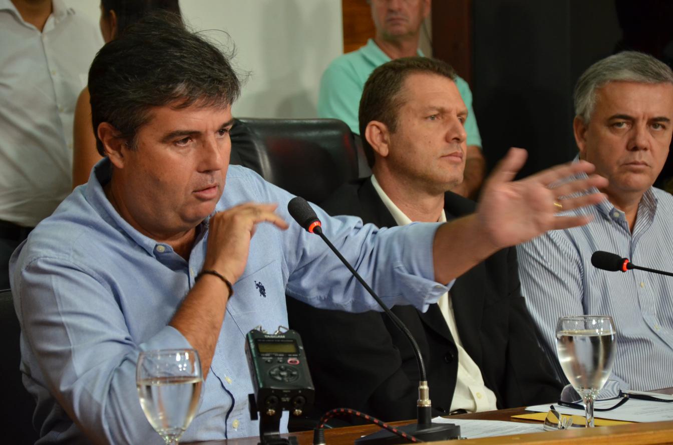 Secretário do Ambiente vê com otimismo chances de renovação da licença para transbordo no Tebig