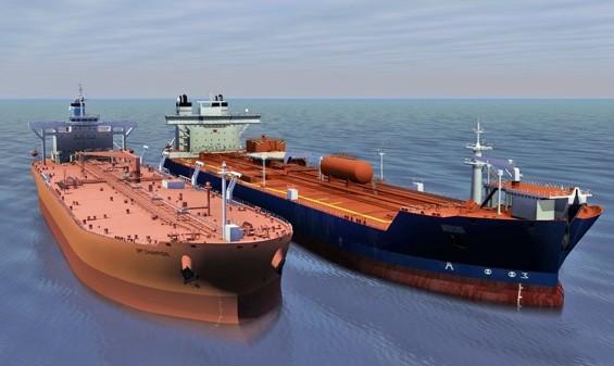 Operação Ship to Ship proibida na Baía de Ilha Grande